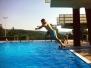 Schwimmbadbesuch...