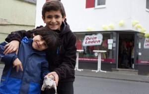 Mohammed und Bruder